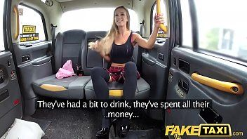 Fake taxi diminutive body and large love muffins takes large pecker in unfathomable anal